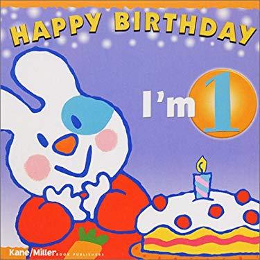 Happy Birthday I'm 1 9781929132072