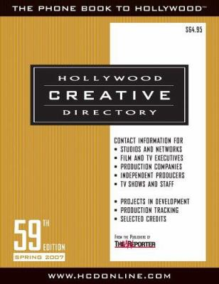 Hollywood Creative Directory 9781928936534