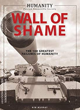 Wall of Shame: The 100 Greatest Failures of Humanity 9781926654041