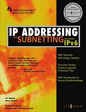 IP Addressing and Subnetting Including Ipv6 9781928994015