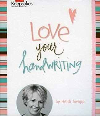 Love Your Handwriting [With Workbook and Ruler and Pen & Pencil and Eraser] 9781929180899