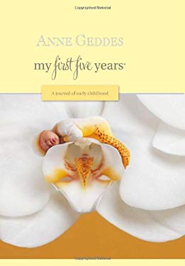 My First Five Years: A Journal of Early Childhood: Moth Orchid Cover 9781921652202