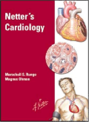 Netter's Cardiology 9781929007059