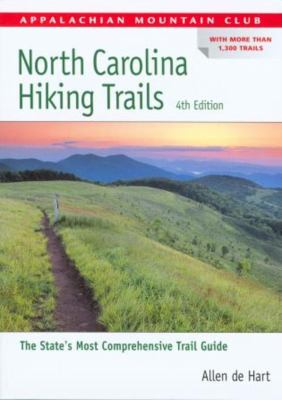 North Carolina Hiking Trails, 4th 9781929173471