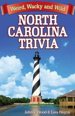 North Carolina Trivia 9781926700304