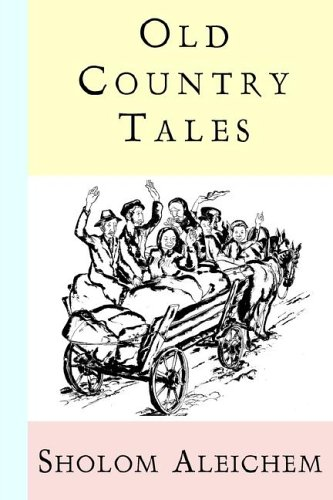 Old Country Tales 9781929068210