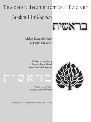 Parshat Hashavuah: Genesis (Teacher's Guide Bereshit) 9781929419111