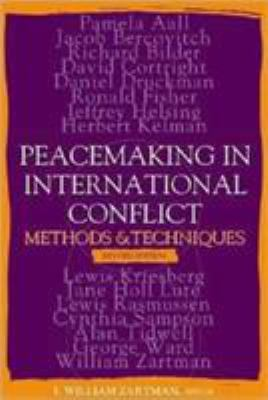 Peacemaking in International Conflict: Methods and Techniques 9781929223657