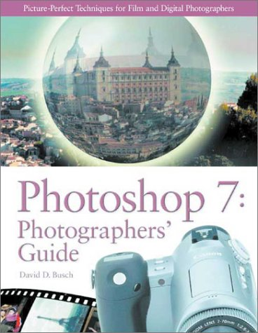 Photoshop 7: Photographers' Guide 9781929685684