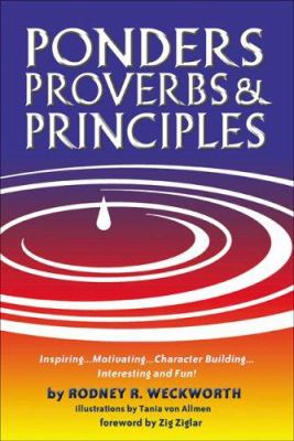 Ponders, Proverbs and Principles 9781929170166