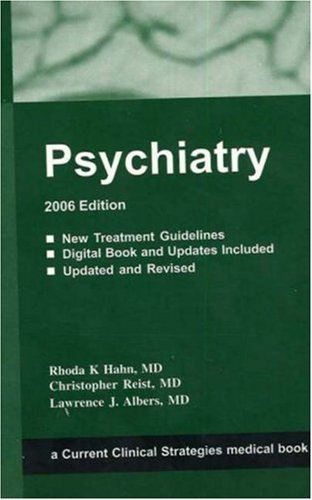 Psychiatry 9781929622672