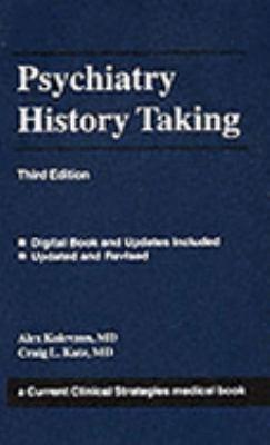 Psychiatry History Taking, 2004