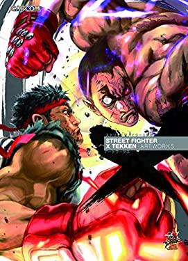 Street Fighter X Tekken: Artworks 9781926778518