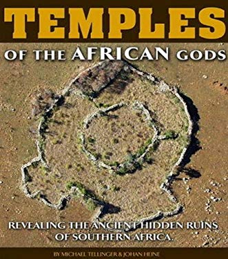 Temples of the African Gods 9781920153083