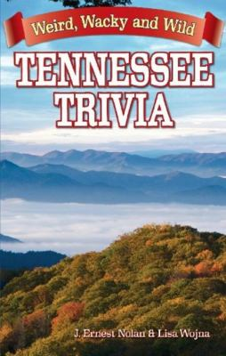 Tennessee Trivia 9781926700267