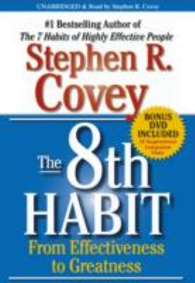 The 8th Habit: From Effectiveness to Greatness 9781929494781