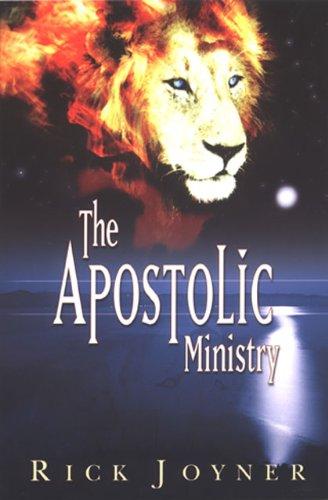 The Apostolic Ministry 9781929371990