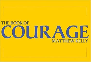 The Book of Courage 9781929266104