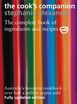 The Cook's Companion 2 9781920989002