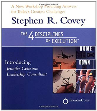 The Four Disciplines of Execution 9781929494774