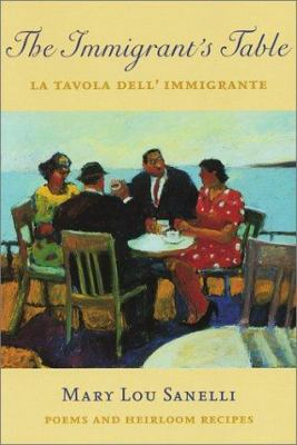 The Immigrant's Table 9781929355150