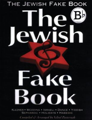 The Jewish Fake Book-B Flat 9781928918301