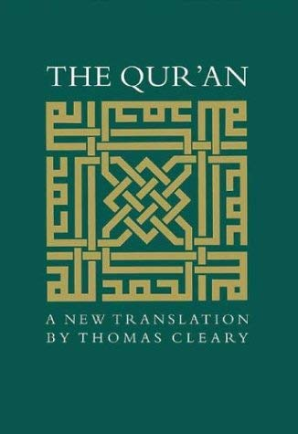 The Qur'an: A New Translation 9781929694440