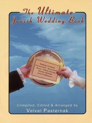 The Ultimate Jewish Wedding Book [With CD] 9781928918363