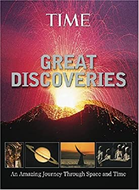 Time: Great Dicoveries: An Amazing Journey Through Space and Time 9781929049332