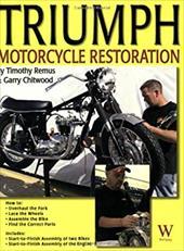 Triumph Motorcycle Restoration 7775018