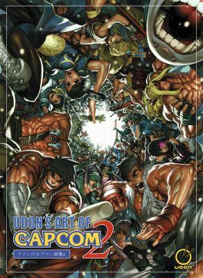 Udon's Art of Capcom 2 9781926778051
