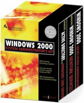 Windows 2000 System Administrator's Kit 9781928994107