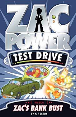 Zac's Bank Bust (Zac Power Test Drive) (9781921502095) photo