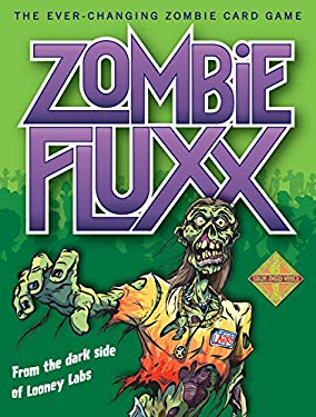 Zombie Fluxx Card Game 9781929780662