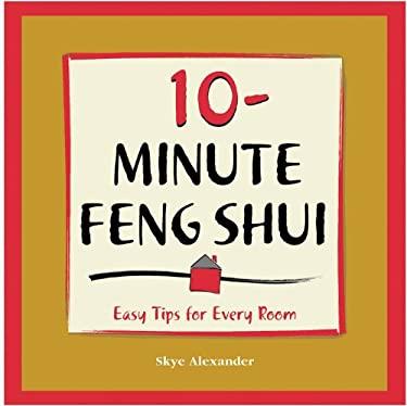 10 Minute Feng Shui 9781931412889