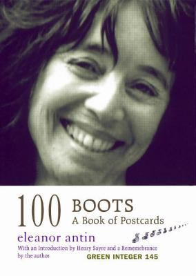 100 Boots: A Book of Postcards