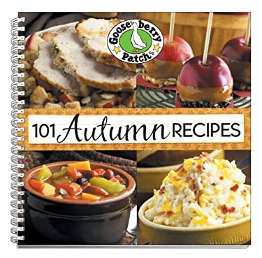 101 Autumn Recipes 9781936283095