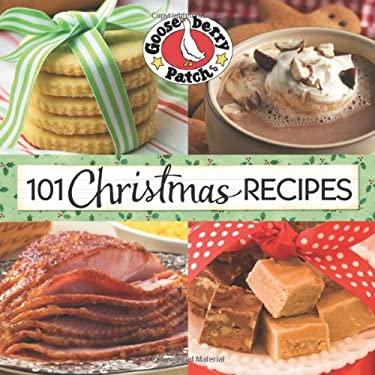 101 Christmas Recipes 9781933494777