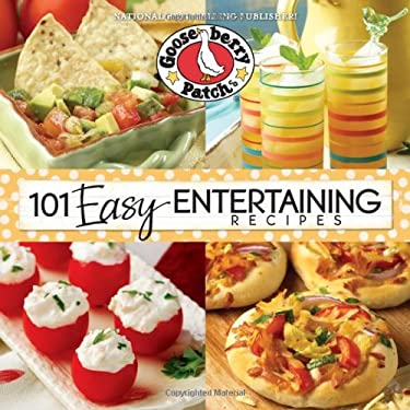 101 Easy Entertaining Recipes 9781933494678