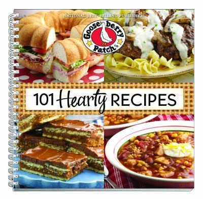 101 Hearty Recipes 9781936283712