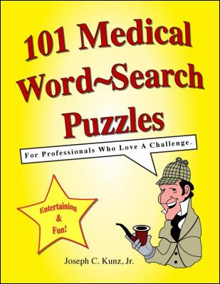 101 Medical Word-Search Puzzles 9781933230092