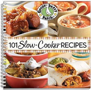 101 Slow-Cooker Recipes 9781933494951