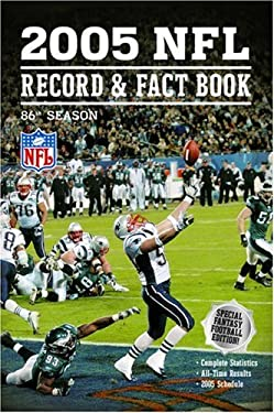 2005 NFL Record & Fact Book 9781932994360