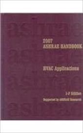 2007 Ashrae Handbook - Heating, Ventilating, and Air-conditioning Applications Inch-pound Edition (Ashrae Applications Handbook In 17647675