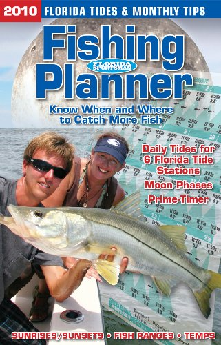 Fishing Planner: Know When and Where to Catch More Fish 9781934622841