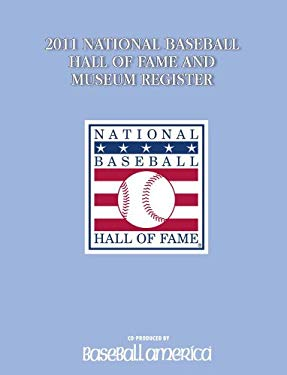The National Baseball Hall of Fame Almanac 9781932391367