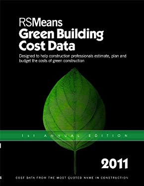 Green Building Cost Data 9781936335091