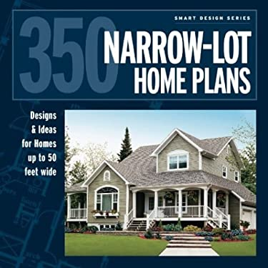 350 Narrow-Lot Homes 9781931131438