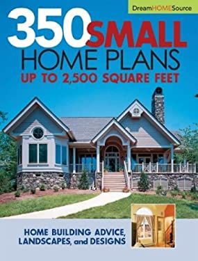 350 small home plans by hanley wood homeplanners reviews for Small house design books