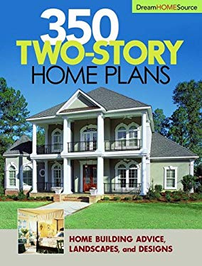 350 Two-Story Home Plans 9781931131667